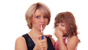 Курящие родители