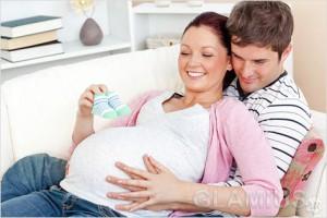 Беременная и близкие родственники