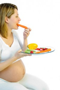 """Беременность и """"мусорная еда"""""""