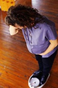 Прибавка в весе во время беременности