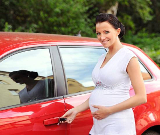 Такси для беременных