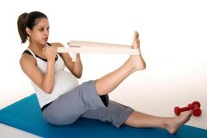 Физические упражнения для беременных в 1, 2, 3 триместре