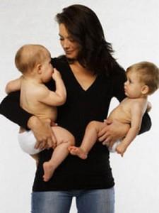 Мамы близнецов живут дольше