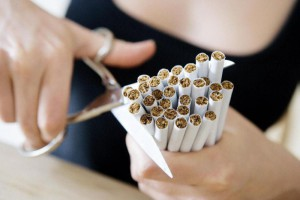 Беременные стыдятся курить