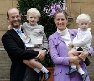 Британский принц Николас Виндзор