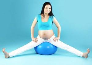 Каланетикс беременной