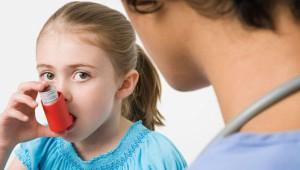 Нервная беременность и астма у ребенка