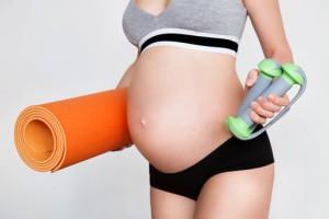 Постройнеть во время беременности