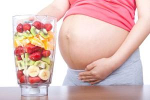 Принимайте витамины для будущих мам.
