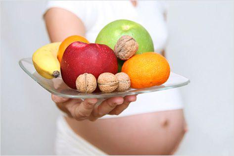 Продукты, полезные для беременных