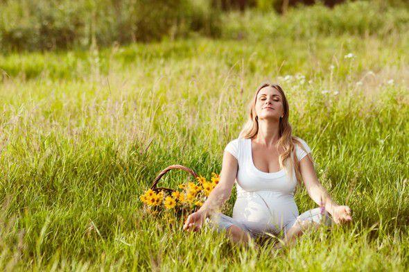 Солнечные ванны во время беременности