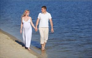 как лучше провести отпуск во время беременности