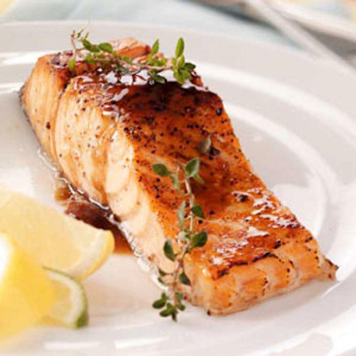 О пользе лосося для беременных и кормящих