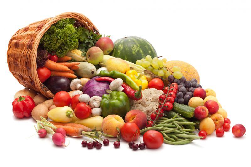 продукты, богатые витаминами