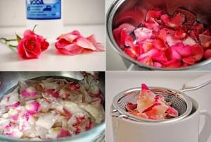 розовую воду