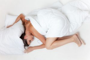 При беременности хочется спать все время